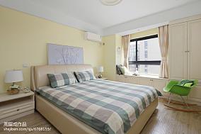 精美大小90平现代二居卧室欣赏图片大全
