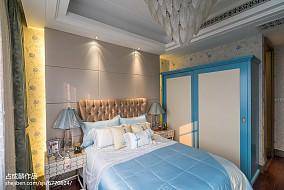 2018精选儿童房中式装修效果图片欣赏样板间中式现代家装装修案例效果图