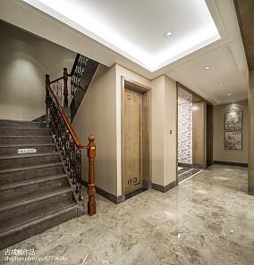平中式样板间图片大全样板间中式现代家装装修案例效果图
