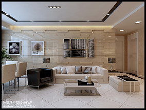 100平米三室两厅两卫户型图