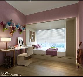 热门复式儿童房现代实景图片欣赏