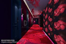 现代简中式客厅设计案例