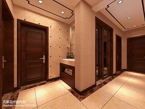 现代风格卫生间门