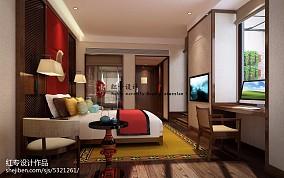 浪漫小三室两厅装修图