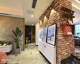 热门95平米三居客厅装饰图片欣赏