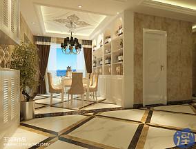 现代装饰四居室效果图欣赏大全