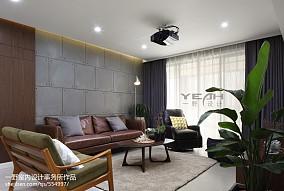 热门134平米四居客厅现代装修图