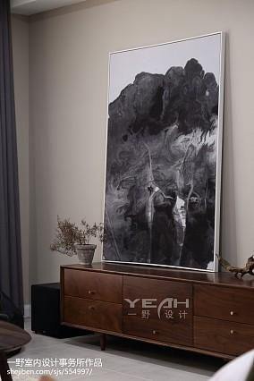 精美面积114平现代四居客厅装饰图片大全