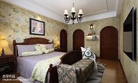 温馨简欧式风格厨房卫生间瓷砖