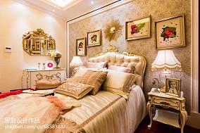 精美卧室简欧装修图片大全样板间北欧极简家装装修案例效果图