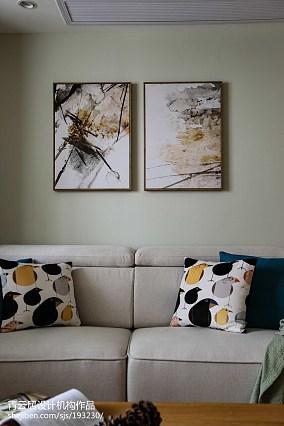 精美日式二居客厅装修欣赏图客厅1图日式设计图片赏析