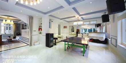 优雅686平美式别墅设计案例