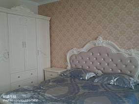 热门108平米三居卧室简约装修设计效果图片