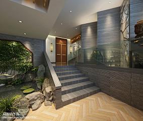 日系装修风格客厅效果图