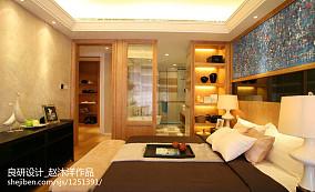 清新宜家风格卧室设计图片