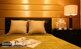 宜家风格复式楼卧室设计效果图