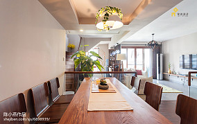 精选日式复式客厅装修设计效果图片欣赏复式日式家装装修案例效果图