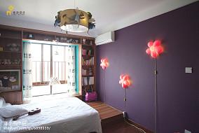 明亮42平日式复式实景图复式日式家装装修案例效果图