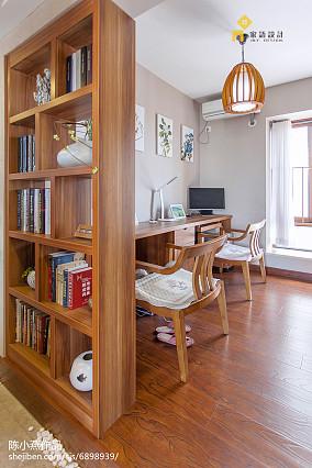 温馨75平日式复式装修图复式日式家装装修案例效果图