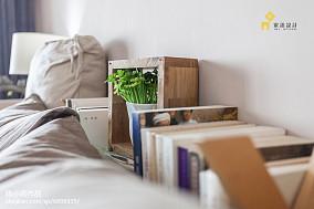 2018精选复式卧室日式装修图片欣赏复式日式家装装修案例效果图