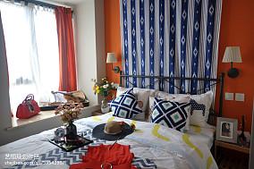 精美卧室宜家效果图片样板间现代简约家装装修案例效果图