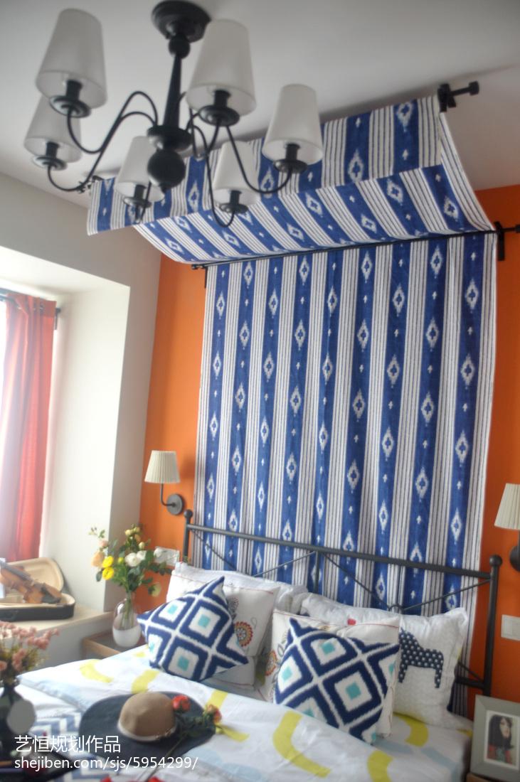 精美宜家卧室装饰图片大全卧室现代简约卧室设计图片赏析