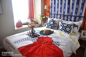 热门宜家卧室装修效果图片大全样板间现代简约家装装修案例效果图