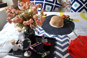 大气258平宜家样板间卧室装饰图片样板间现代简约家装装修案例效果图