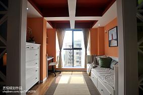 精美宜家书房欣赏图样板间现代简约家装装修案例效果图