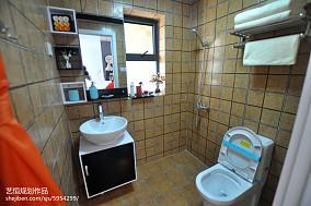 精美卫生间宜家欣赏图片样板间现代简约家装装修案例效果图