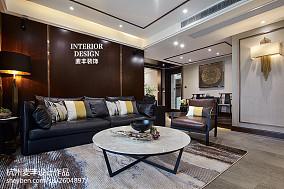 精选复式客厅中式装修效果图片欣赏