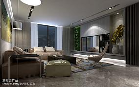 客厅欧式沙发背景墙设计