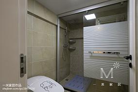 精美面积86平小户型卫生间现代装修图片大全