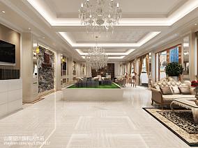 时尚农村三层楼房室内图片