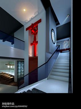 大气农村三层楼房室内图片