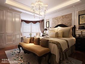 2018精选142平米欧式复式卧室装饰图