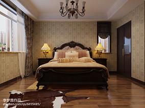 精美121平米四居中式装饰图片欣赏