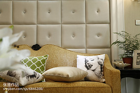 浪漫295平欧式样板间客厅装修设计图样板间欧式豪华家装装修案例效果图