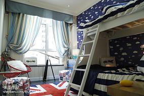 精选儿童房欧式装修设计效果图样板间欧式豪华家装装修案例效果图