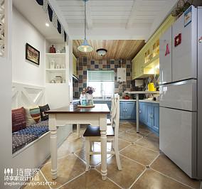 地中海风格家居餐厅设计