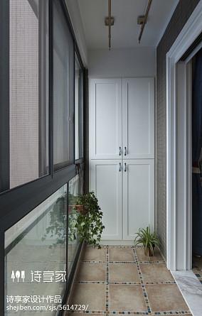 地中海风格家居阳台设计