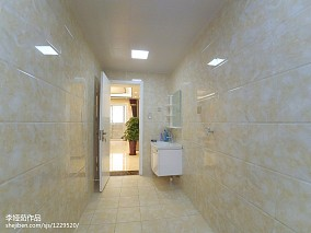 现代简约风格装修家居客厅图片