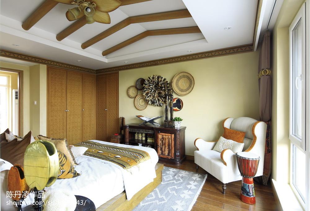 104.1平热门混搭卧室装修设计效果图片大全客厅潮流混搭客厅设计图片赏析