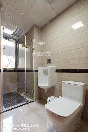 精选三居卫生间新古典实景图片欣赏