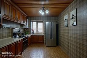 精选106平米三居厨房地中海欣赏图片大全