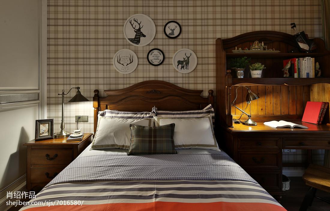 时尚家居混搭儿童房装饰图卧室潮流混搭卧室设计图片赏析