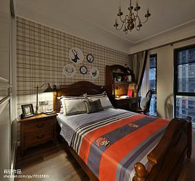 2018精选面积97平混搭三居卧室装修效果图片大全卧室设计图片赏析