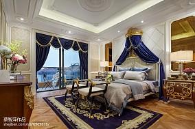 精选欧式卧室装修欣赏图片大全样板间欧式豪华家装装修案例效果图