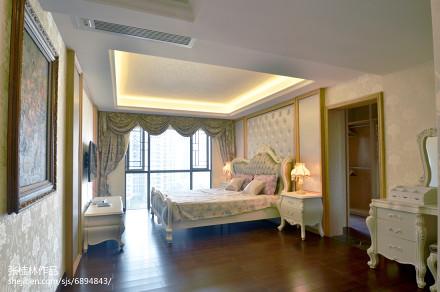 精美四居卧室新古典装饰图片大全