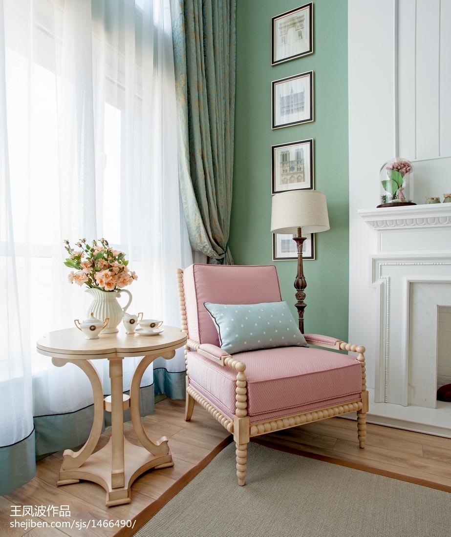 精选面积120平复式客厅混搭效果图片欣赏客厅